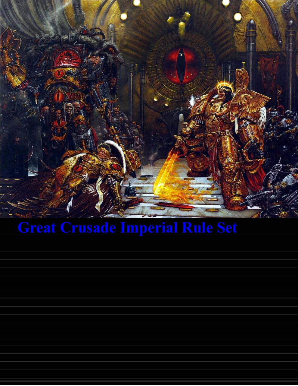 Great Crusade Imperial Rule set 6.1.pdf - page 1/614