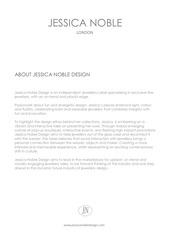 about jessica noble design sept 2013
