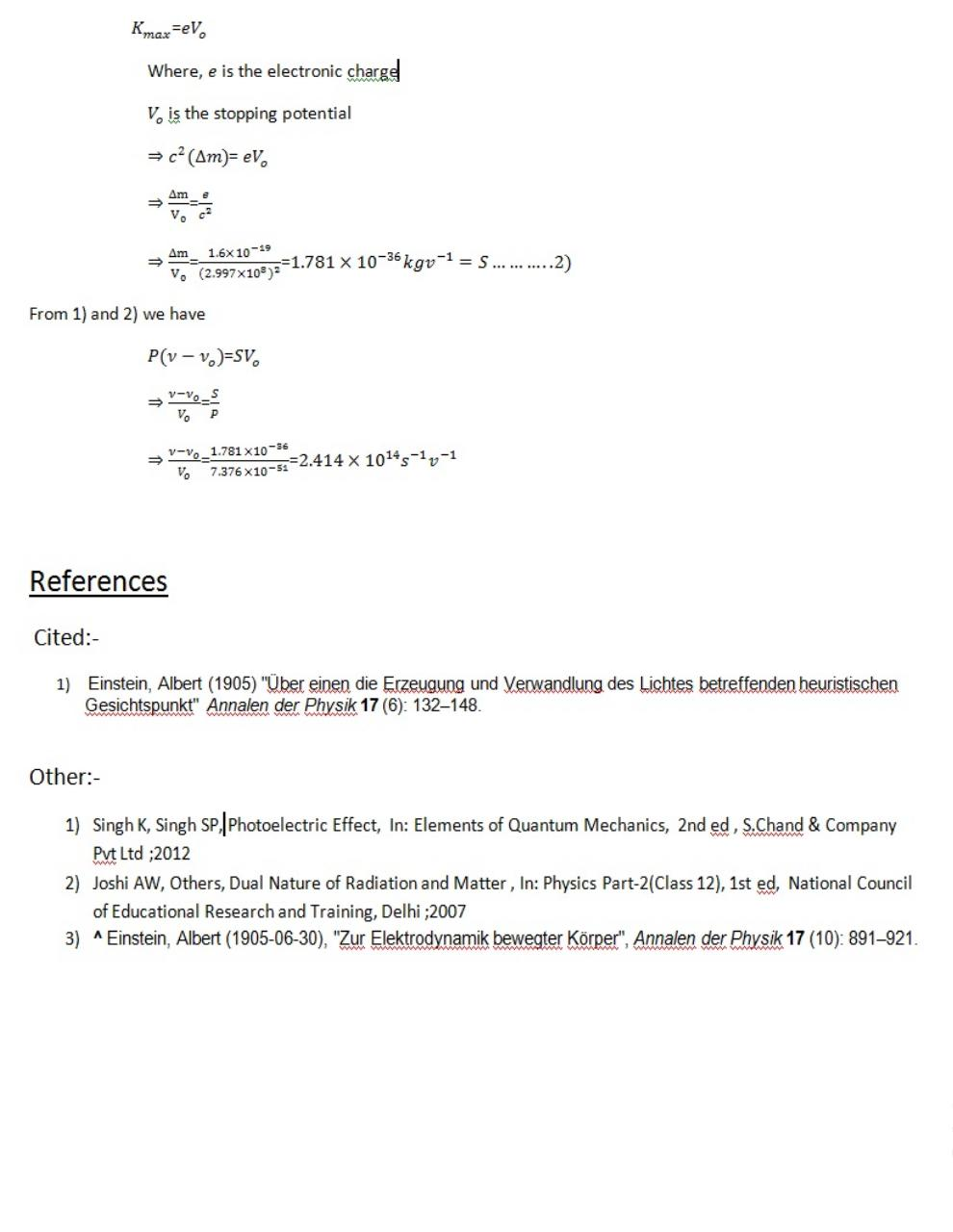 Relativistic Consequence of Photoelectric effect.pdf - page 2/2