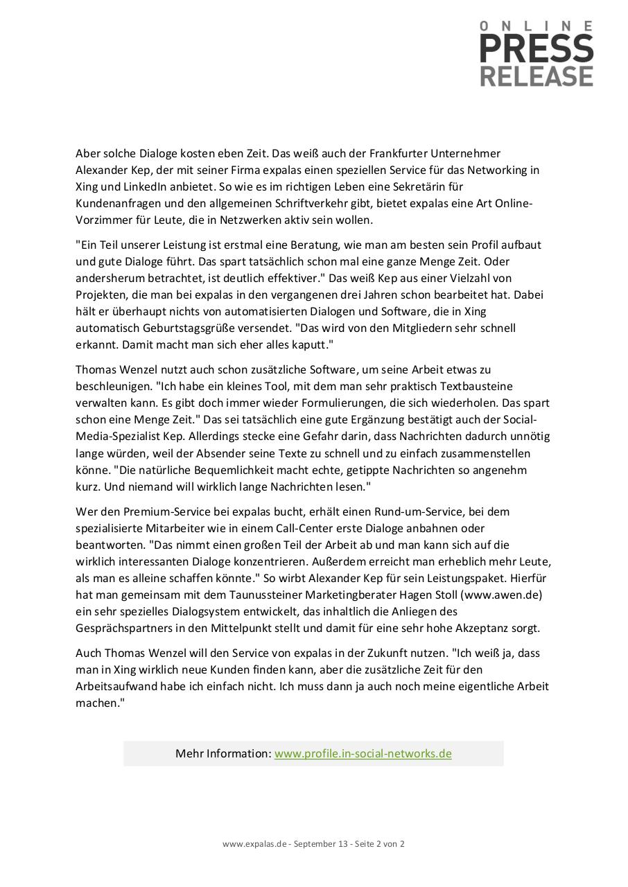 Document preview keine_zeit_fuer_xing.pdf - page 2/2