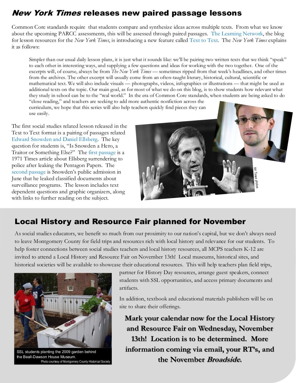 October 2013 Social Studies Broadside.pdf - page 3/15