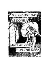 thebrightdayisdonezine