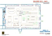 plan rail expo 13 hall 2 au 1er oct