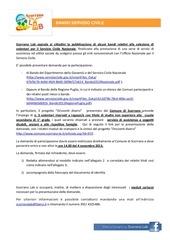 PDF Document scorrano lab bando servizio civile