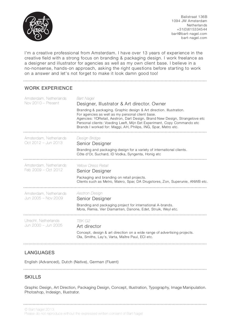 Document preview Bart Nagel - Resume 2013.pdf - page 1/1