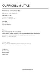 PDF Document jeremy mary cv