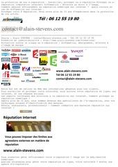 PDF Document formation cybercrime en ligne protection reputation