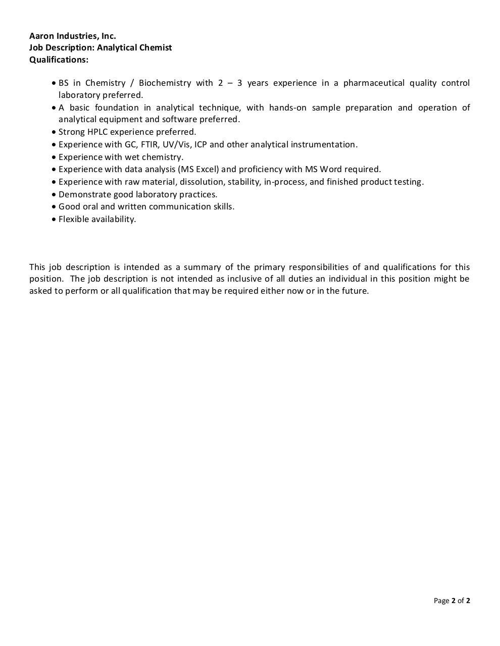 Job Description.pdf - page 2/2