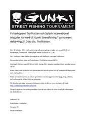 gunki streetfishing trollh ttan
