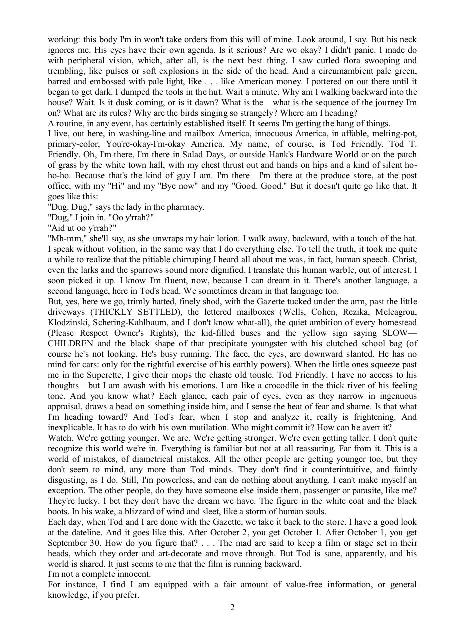 Amis, Martin - Time's Arrow.pdf - page 3/59