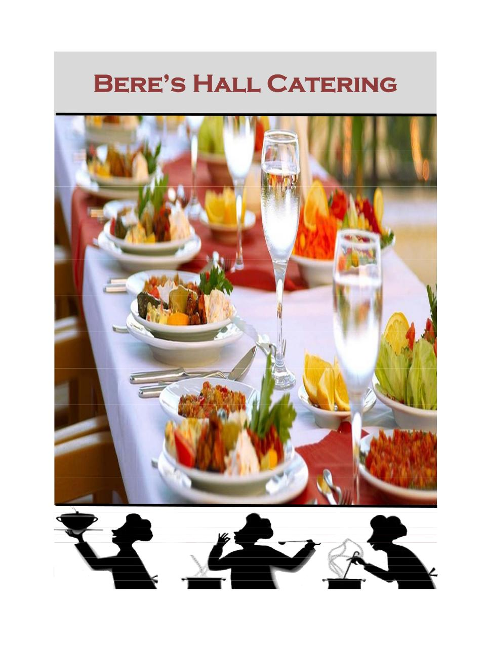 Bere's Hall Catering Menu (Full size).pdf - page 1/12