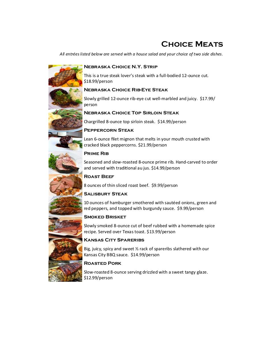 Bere's Hall Catering Menu (Full size).pdf - page 3/12