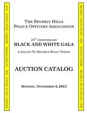 2013 bhpoa auction catalog