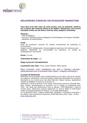 relaxstagiairemarketing