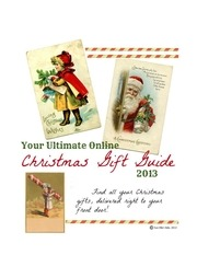 2013 ultimate online gift guide
