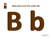 brown baby bear activity pages test