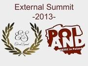 external summit 2013 booklet