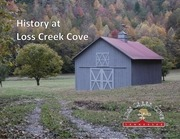 loss creek cove history