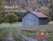 PDF Document loss creek cove history