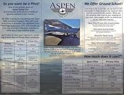afc learn to fly brochure rast