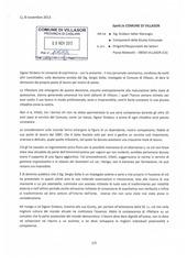 lettera al sindacodi villasor