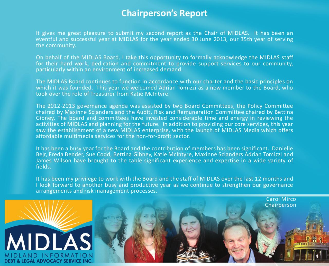 MIDLAS Annual report final 15th October 2013.pdf - page 4/28