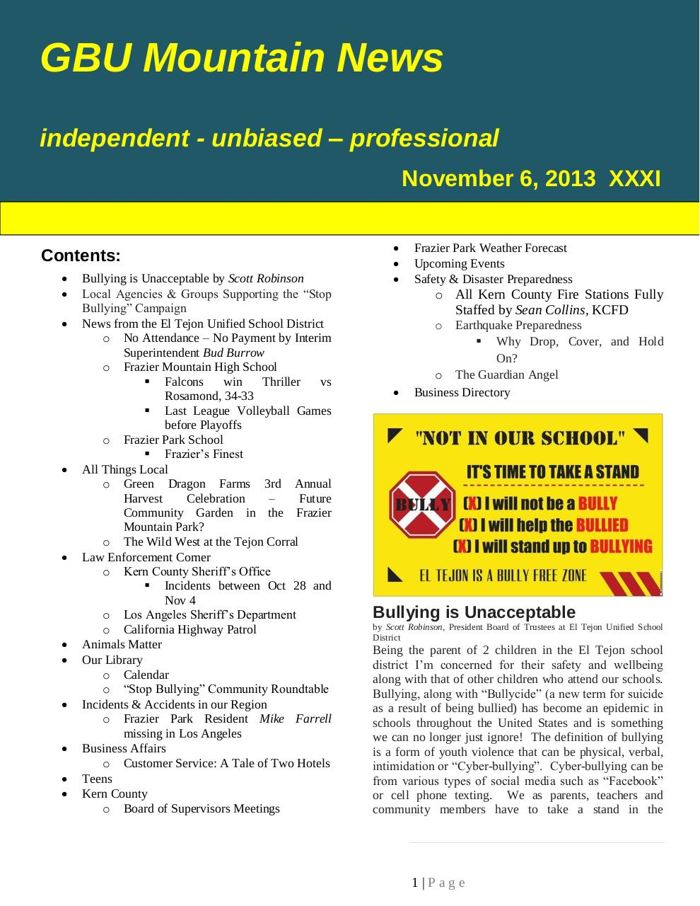Preview of PDF document gbu-news-xxxi-nov-6-2013.pdf