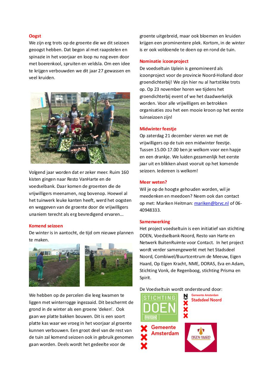 Document preview nieuwsbrief november.pdf - page 2/2