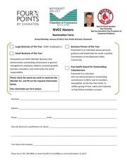 PDF Document nomination form 2014