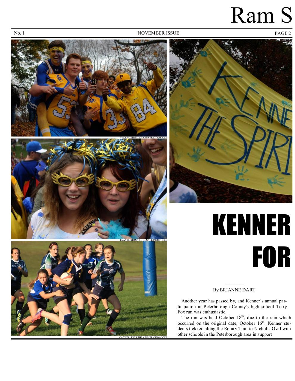 Kenner Chronicle November Issue.pdf - page 2/8