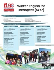 winter english for teenagers flyer 2013 2014 lr