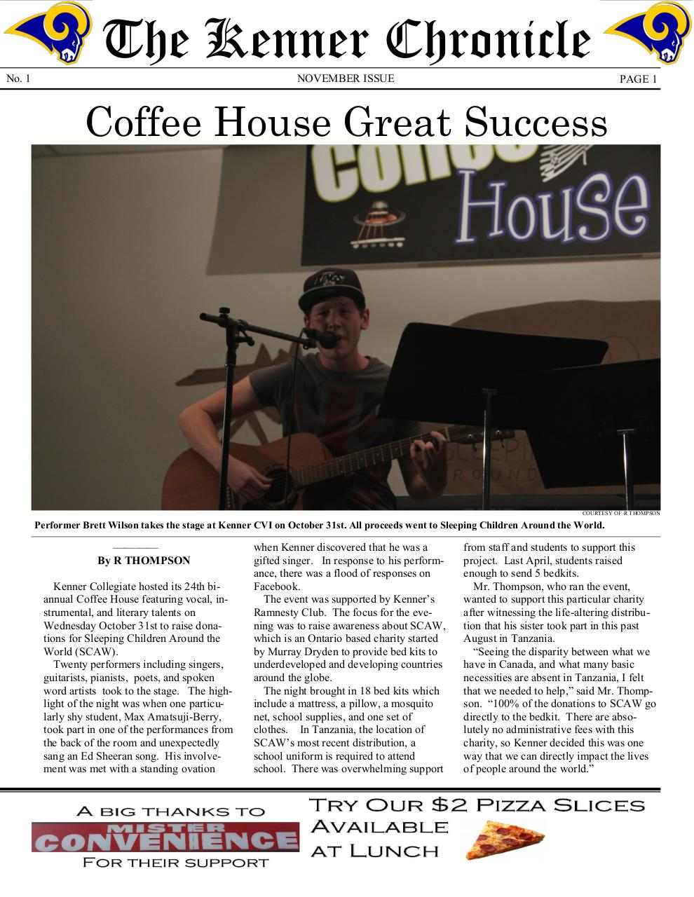 Kenner Chronicle November Issue.pdf - page 1/8