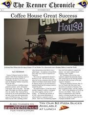 kenner chronicle november issue