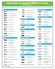 siriusxm channel lineup