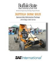 baja 2014 sponsorship package