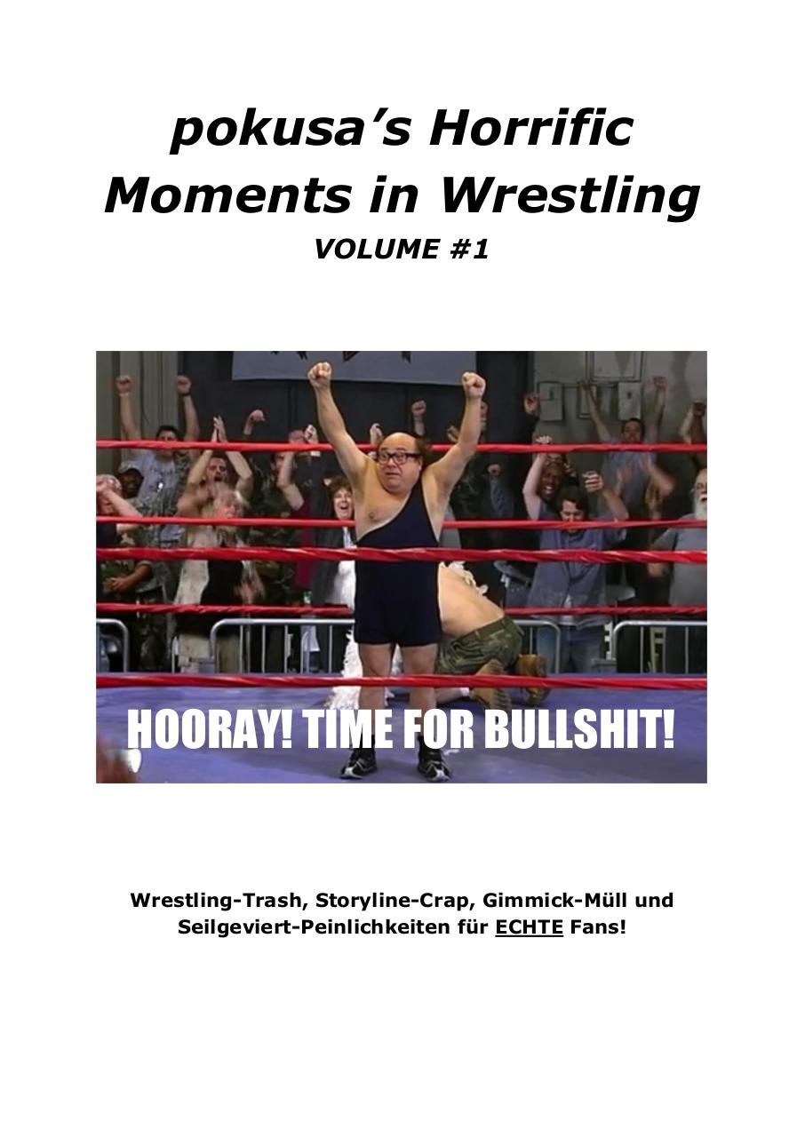 Pokusa's Horrific Moments in Wrestling Vol. 1.pdf - page 1/33