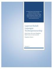 PDF Document laporan kuliah lapangan technopreneur klp 12