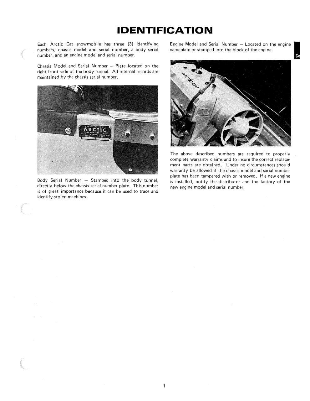 Arctic Cat 1971-73_Manual.pdf - page 3/200