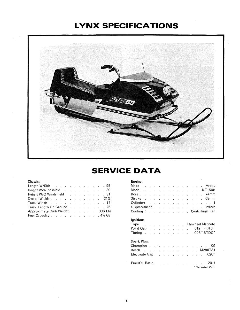 Arctic Cat 1971-73_Manual.pdf - page 4/200