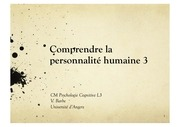cm3 personnalite