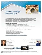 homestyle renovation loan