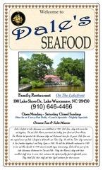dale s seafood lake waccamaw
