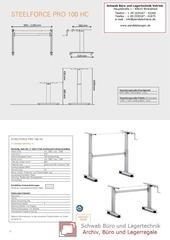 PDF Document sitzstehtisch steelforce 100 hc