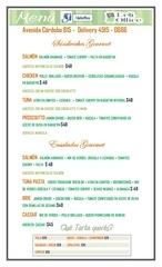 menu pdf local