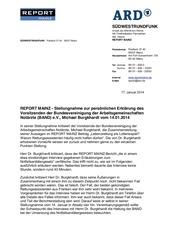 stellungnahme report mainz