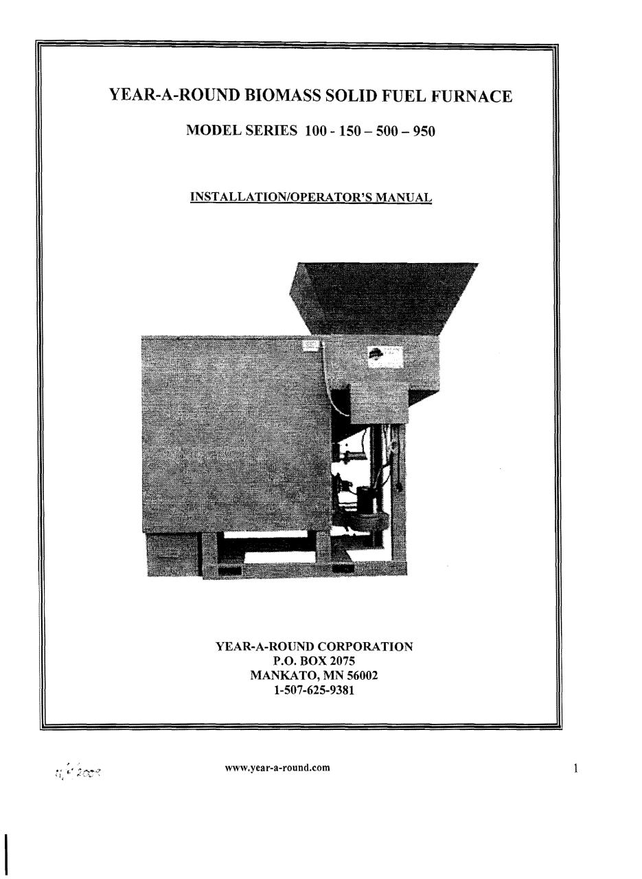 YAR Furnace Operators Manual.pdf - page 1/47