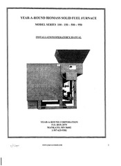 yar furnace operators manual