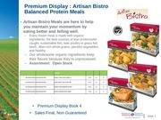 artisan bistro bowls april 14 book 4 premium display
