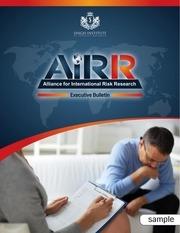 airr executive bulletin sample issue