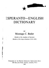 butler esperanto english 1967 vjg2